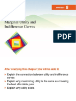 11. Marginal Utility & Indifference Curves