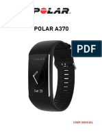 Polar A370 User Manual 2017