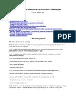 NP 081 2002 NORMATIV de Dimensionare a Structurilor Rutiere Rigide