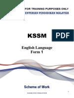 02 Sample Scheme of Work Form 1