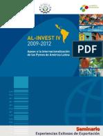 Seminario Experiencias Exitosas de Exportacion - Al Invest IV - Cdi