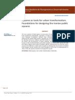 Squares as Tools for Urban Transformatio