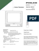 Philco Pm1414 Chasis La5-A