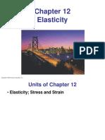 PSE4 Lecture Ch12 - Elasticity