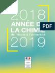 2017 Annee Chimie Plaquette Bdf
