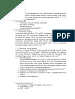 Penegakan Diagnosis CA Nasofaring