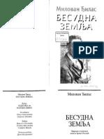 805_Đilas, Milovan, Besudna zemlja, Politika-Narodna knjiga, 2005.pdf