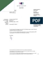 Rechtbank Amsterdam Indiening Boedelbeschrijving