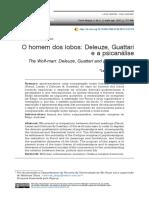 O homem dos lobos - Deleuze Guattari e a psicanalise.pdf