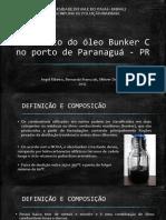 Derrame BunkerC PR-1