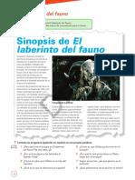 Edexcel El Laberinto Del Fauno