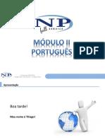 Escola de Talentos- Portaria Módulo Português