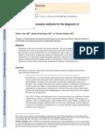 Method Diagnosing Endometriosis