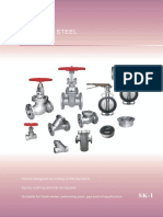 SK-I Stainless Steel Valves Catalogue