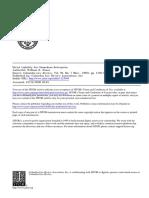 Strict Liability for Hazardous Enterprise