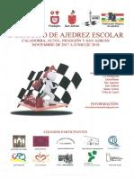 II Circuito de Ajedrez