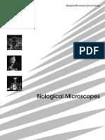 Biological Microscope 2CE MPIH 2