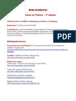 Bibliografia Oficina Cidadania Na Pratica 3a-Ed