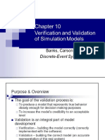 Chapter10 Verification Validation