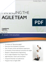 Sid Ky Managing Agile Team