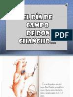 Cuento El Dia de Campo de Don Chucho..