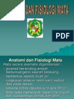 151892857 Anatomi Fisiologi Mata Ppt