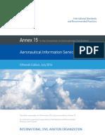 Annex 15_Aeronautical Information Services (2016)