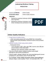 Clinker Quality Indicators-NN