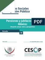 Pensiones y Jubilaciones en México