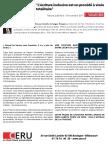 Ecriture inclusive - Tribune du Professeur Jacques Rougeot