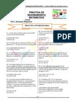Formato Practica Domicialiria Cuatro Operaciones