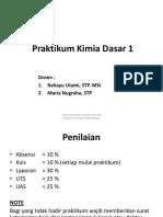 Praktikum Kimia USAHID (170914)