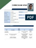 CV Victor Montero