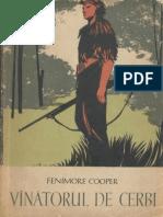 James Fenimore Cooper  - Vinatorul de Cerbi.pdf