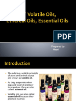 Assay of Volatile Oils, Ethereal Oils-.pptx