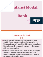 Akuntansi modal bank