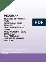 Pct Pedoman Tot Penilai Kinerja Tendik 2011