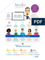 5 Secrets to Spectacular Student Engagement Infographic