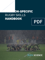 Position Specific Rugby Skills Handbook