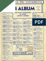 Album Vizzari IV Serie n.1