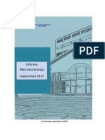 Informe Macroeconómico Sept 2017