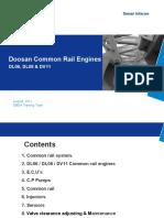 304424866 Doosan Engine DX Serie NON Dpf Training