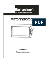 STRO22 Manual