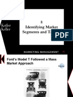 Week 8 -- Marketing Management