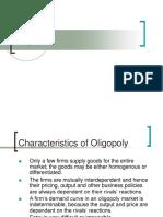 eco Oligopoly .....