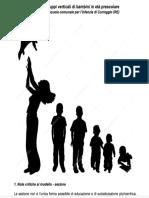 Funzione tutoria e gruppi verticali di bambini in età prescolare