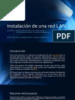 Instalación de Una Red LAN
