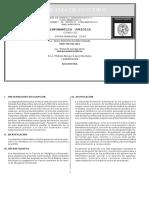 Programa de Estudios del Curso de Informática Jurídica. Derecho, USAC