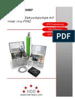 Malmkvist SF6 Filter FV4C Deutsch