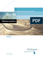 Delft3D-TRIANA User Manual